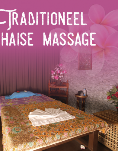 Yindii - Traditioneel Thaise Massage