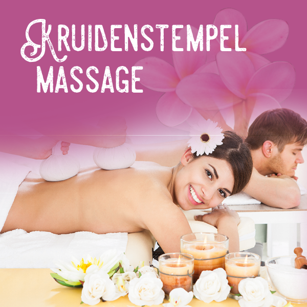 Yindii - Kruidenstempel massage