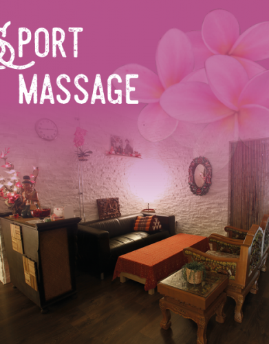 Yindii - Sport massage